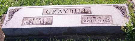 GRAYBILL, NETTIE - Stark County, Ohio | NETTIE GRAYBILL - Ohio Gravestone Photos