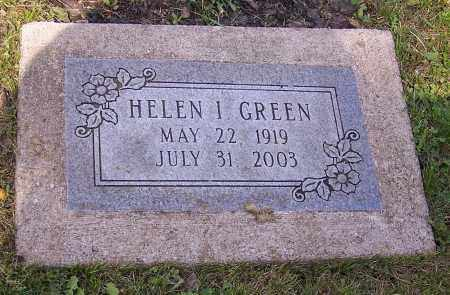 GREEN, HELEN I. - Stark County, Ohio | HELEN I. GREEN - Ohio Gravestone Photos