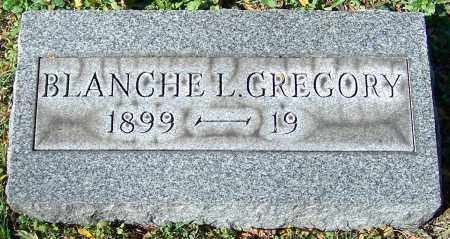 GREGORY, BLANCHE L. - Stark County, Ohio | BLANCHE L. GREGORY - Ohio Gravestone Photos