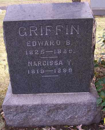 GRIFFIN, EDWARD B. - Stark County, Ohio | EDWARD B. GRIFFIN - Ohio Gravestone Photos