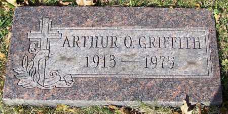 GRIFFITH, ARTHUR O. - Stark County, Ohio | ARTHUR O. GRIFFITH - Ohio Gravestone Photos