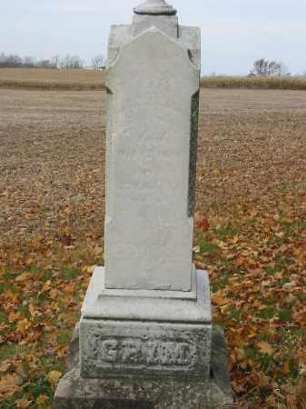 GRIM, HENRY - Stark County, Ohio | HENRY GRIM - Ohio Gravestone Photos