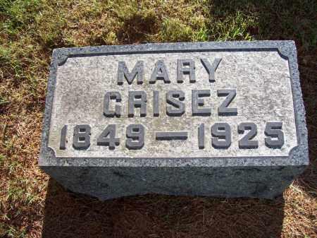 GRISEZ, MARY - Stark County, Ohio | MARY GRISEZ - Ohio Gravestone Photos