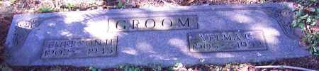 GROOM, EMERSON H. - Stark County, Ohio | EMERSON H. GROOM - Ohio Gravestone Photos