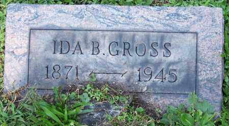 GROSS, IDA B. - Stark County, Ohio | IDA B. GROSS - Ohio Gravestone Photos