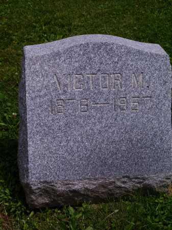 GRUBB, VICTOR M. - Stark County, Ohio | VICTOR M. GRUBB - Ohio Gravestone Photos