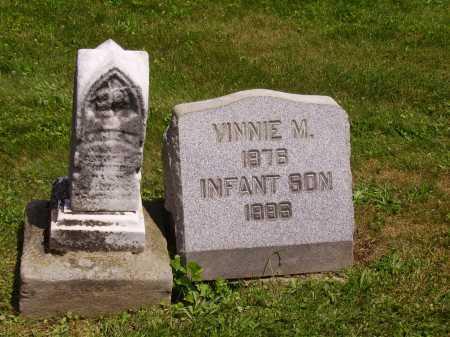 GRUBB, VINNIE M. - Stark County, Ohio | VINNIE M. GRUBB - Ohio Gravestone Photos