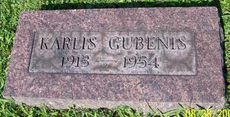 GUBENIS, KARLIS - Stark County, Ohio | KARLIS GUBENIS - Ohio Gravestone Photos