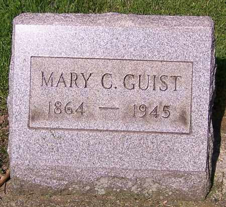 GUIST, MARY C. - Stark County, Ohio | MARY C. GUIST - Ohio Gravestone Photos