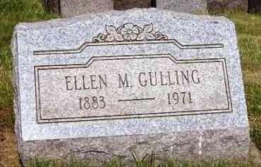 GULLING, ELLEN M. - Stark County, Ohio | ELLEN M. GULLING - Ohio Gravestone Photos