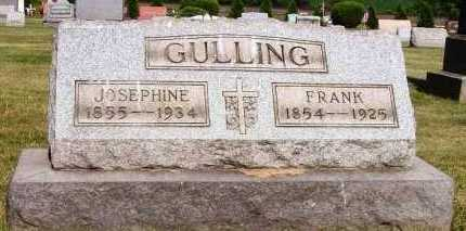 GULLING, FRANK - Stark County, Ohio | FRANK GULLING - Ohio Gravestone Photos