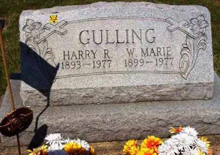 GULLING, HARRY R. - Stark County, Ohio | HARRY R. GULLING - Ohio Gravestone Photos