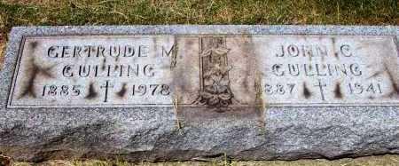 BERG GULLING, GERTRUDE M. - Stark County, Ohio | GERTRUDE M. BERG GULLING - Ohio Gravestone Photos