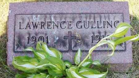 GULLING, LAWRENCE - Stark County, Ohio | LAWRENCE GULLING - Ohio Gravestone Photos