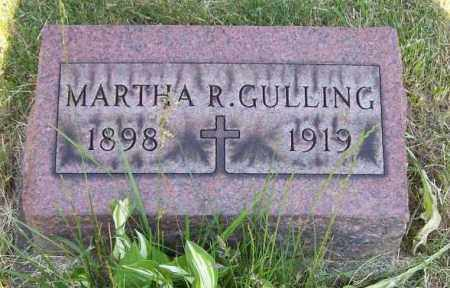 GULLING, MARTHA R. - Stark County, Ohio | MARTHA R. GULLING - Ohio Gravestone Photos