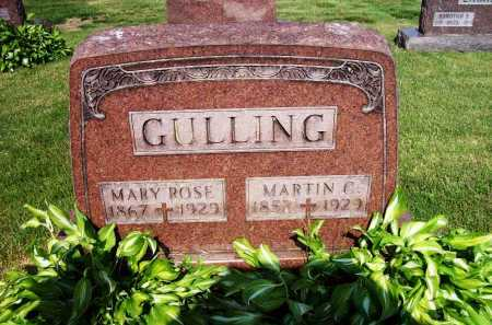 MOULIN GULLING, MARY ROSE - Stark County, Ohio | MARY ROSE MOULIN GULLING - Ohio Gravestone Photos
