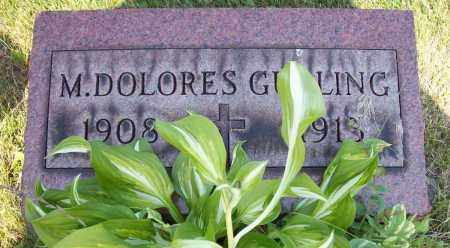 GULLING, M. DOLORES - Stark County, Ohio | M. DOLORES GULLING - Ohio Gravestone Photos