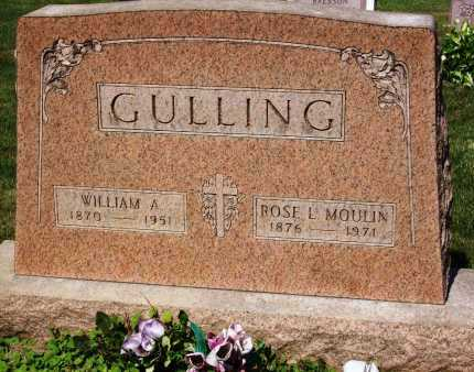 MOULIN GULLING, ROSE L. - Stark County, Ohio | ROSE L. MOULIN GULLING - Ohio Gravestone Photos