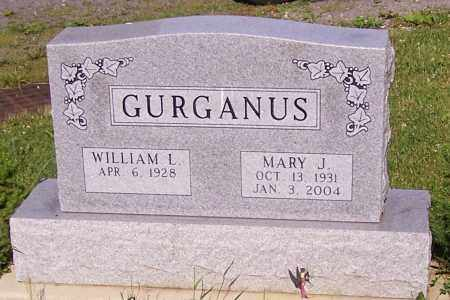 GURGANUS, WILLIAM L. - Stark County, Ohio | WILLIAM L. GURGANUS - Ohio Gravestone Photos