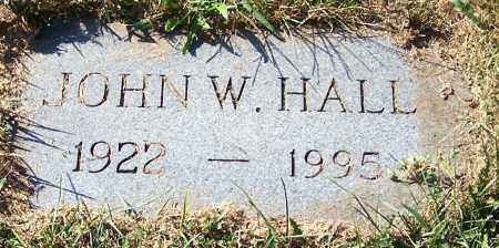 HALL, JOHN W. - Stark County, Ohio | JOHN W. HALL - Ohio Gravestone Photos
