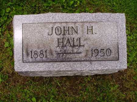 HALL, JOHN H. - Stark County, Ohio | JOHN H. HALL - Ohio Gravestone Photos
