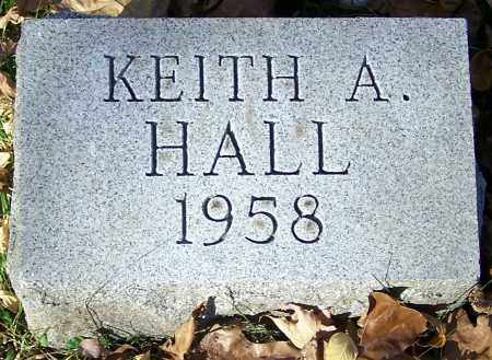 HALL, KEITH A. - Stark County, Ohio | KEITH A. HALL - Ohio Gravestone Photos