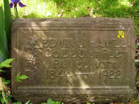 HAMILL, EDWIN J. - Stark County, Ohio | EDWIN J. HAMILL - Ohio Gravestone Photos