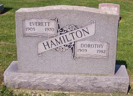 HAMILTON, EVERETT - Stark County, Ohio | EVERETT HAMILTON - Ohio Gravestone Photos