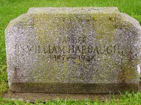 HARBAUGH, WILLIAM - Stark County, Ohio | WILLIAM HARBAUGH - Ohio Gravestone Photos