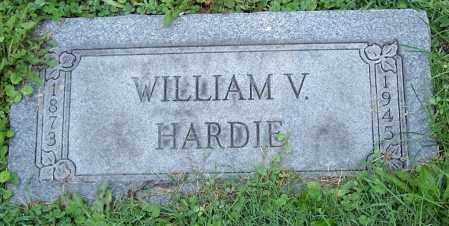 HARDIE, WILLIAM V. - Stark County, Ohio | WILLIAM V. HARDIE - Ohio Gravestone Photos