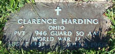 HARDING, CLARENCE - Stark County, Ohio | CLARENCE HARDING - Ohio Gravestone Photos