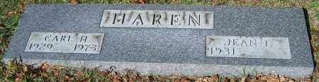 HAREN, CARL H. - Stark County, Ohio | CARL H. HAREN - Ohio Gravestone Photos