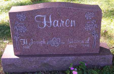 HAREN, H. JOSEPH - Stark County, Ohio | H. JOSEPH HAREN - Ohio Gravestone Photos