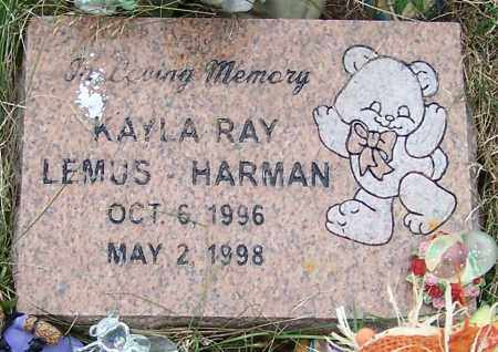HARMAN, KAYLA RAY LEMUS - Stark County, Ohio | KAYLA RAY LEMUS HARMAN - Ohio Gravestone Photos