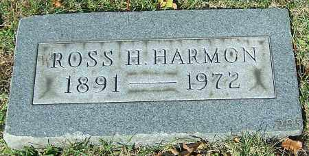 HARMON, ROSS H. - Stark County, Ohio | ROSS H. HARMON - Ohio Gravestone Photos