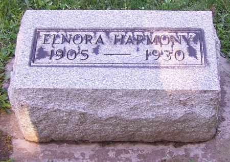 HARMONY, ELNORA - Stark County, Ohio | ELNORA HARMONY - Ohio Gravestone Photos