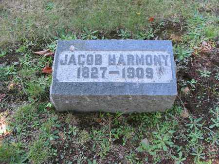 HARMONY, JACOB - Stark County, Ohio | JACOB HARMONY - Ohio Gravestone Photos