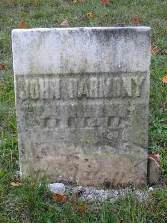 HARMONY, JOHN - Stark County, Ohio | JOHN HARMONY - Ohio Gravestone Photos