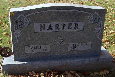 HARPER, RALPH E. - Stark County, Ohio | RALPH E. HARPER - Ohio Gravestone Photos
