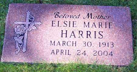 HARRIS, ELSIE MARIE - Stark County, Ohio | ELSIE MARIE HARRIS - Ohio Gravestone Photos