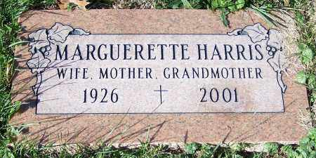 HARRIS, MARGUERETTE - Stark County, Ohio | MARGUERETTE HARRIS - Ohio Gravestone Photos