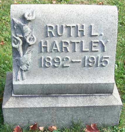 HARTLEY, RUTH L. - Stark County, Ohio | RUTH L. HARTLEY - Ohio Gravestone Photos