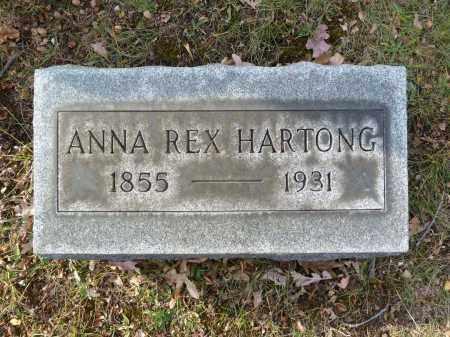 HARTONG, ANNA - Stark County, Ohio | ANNA HARTONG - Ohio Gravestone Photos