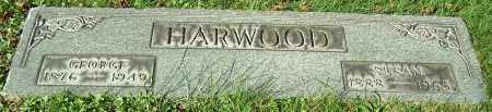 HARWOOD, SUSAN - Stark County, Ohio | SUSAN HARWOOD - Ohio Gravestone Photos