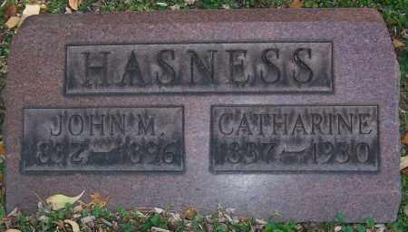 HASNESS, JOHN M. - Stark County, Ohio | JOHN M. HASNESS - Ohio Gravestone Photos