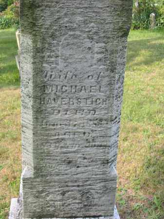 HAVERSTICH, CATHARINE - Stark County, Ohio | CATHARINE HAVERSTICH - Ohio Gravestone Photos