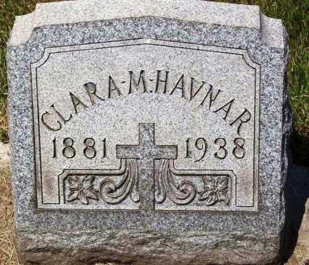 HAVNAR, CLARA M. - Stark County, Ohio | CLARA M. HAVNAR - Ohio Gravestone Photos