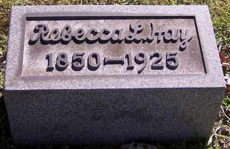 HAY, REBECCA L. - Stark County, Ohio | REBECCA L. HAY - Ohio Gravestone Photos