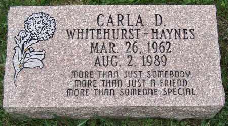 HAYNES, CARLA D. - Stark County, Ohio | CARLA D. HAYNES - Ohio Gravestone Photos