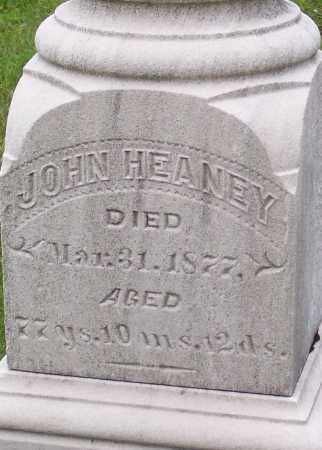 HEANEY, JOHN - Stark County, Ohio | JOHN HEANEY - Ohio Gravestone Photos